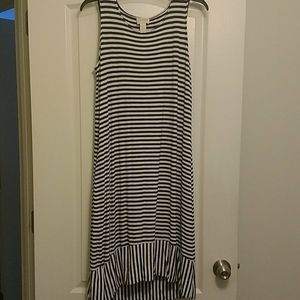 Chico's Hi-Lo tank dress